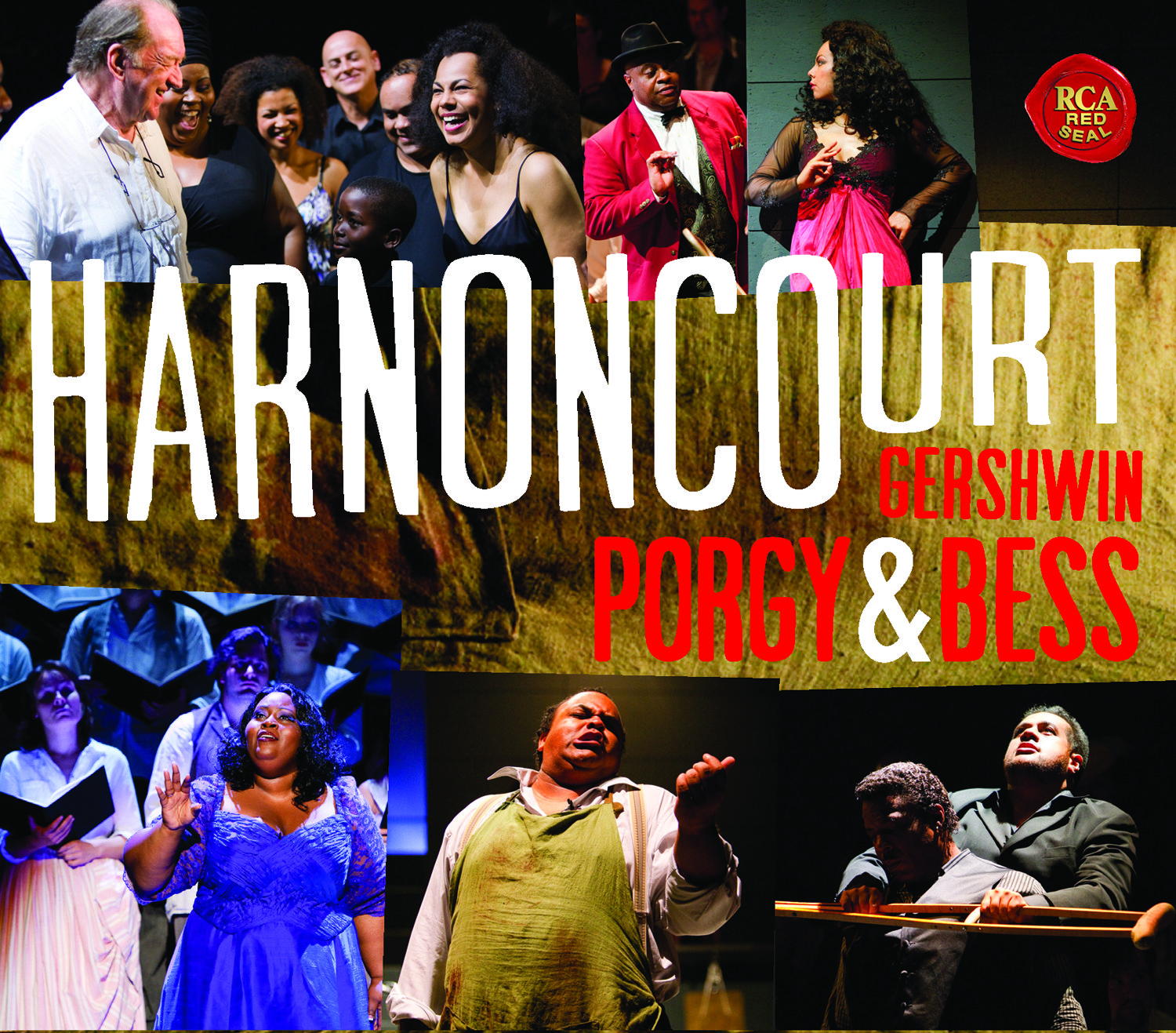 Porgy and Bess – Harnoncourt 2009