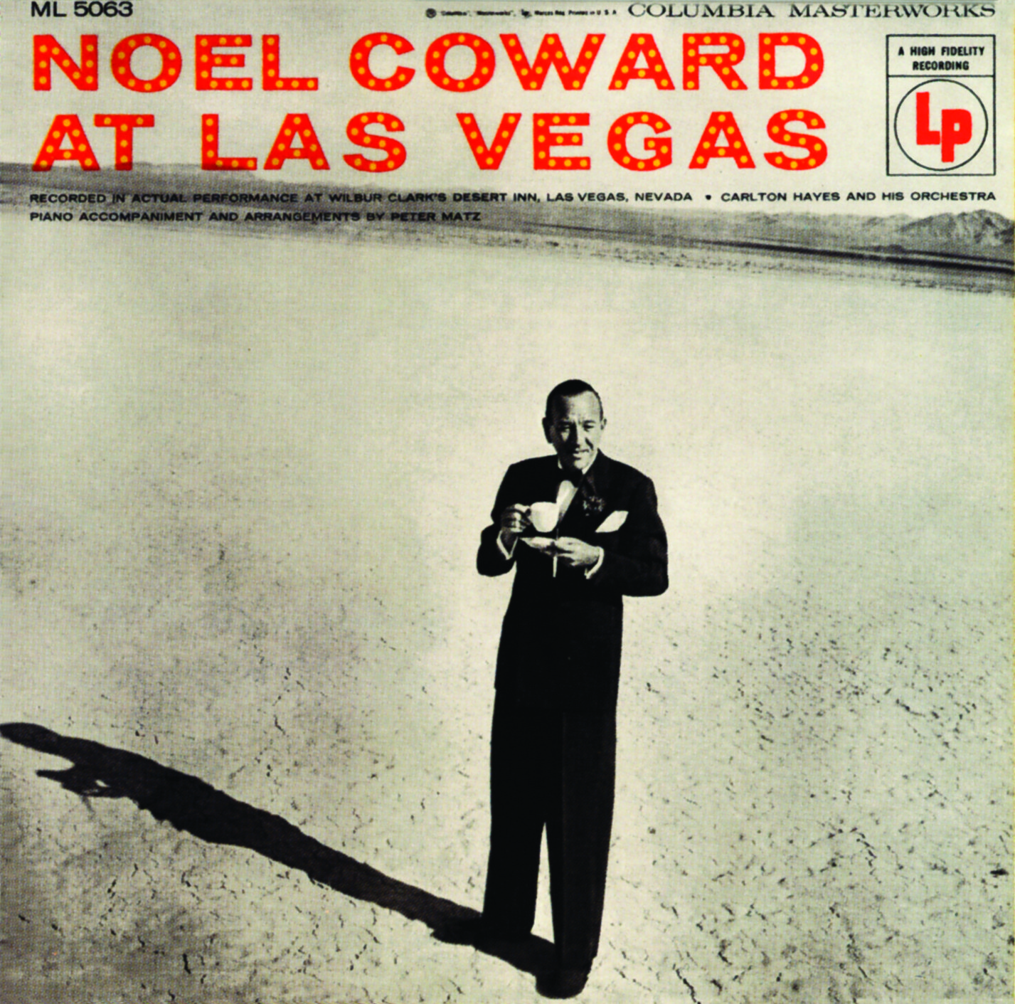 Noel Coward at Las Vegas