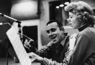 Goddard Lieberson and Barbara Ruick (Photo: Dan Weiner)