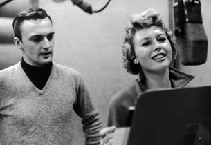 Jack Cassidy and Barbara Ruick singing