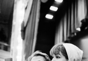 John Cullum and Barbara Harris (Photo: Henri Dauman)