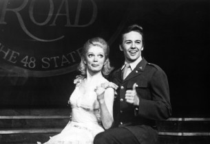 """April Shawhan and John Driver in """"My Dream For Tomorrow"""""""