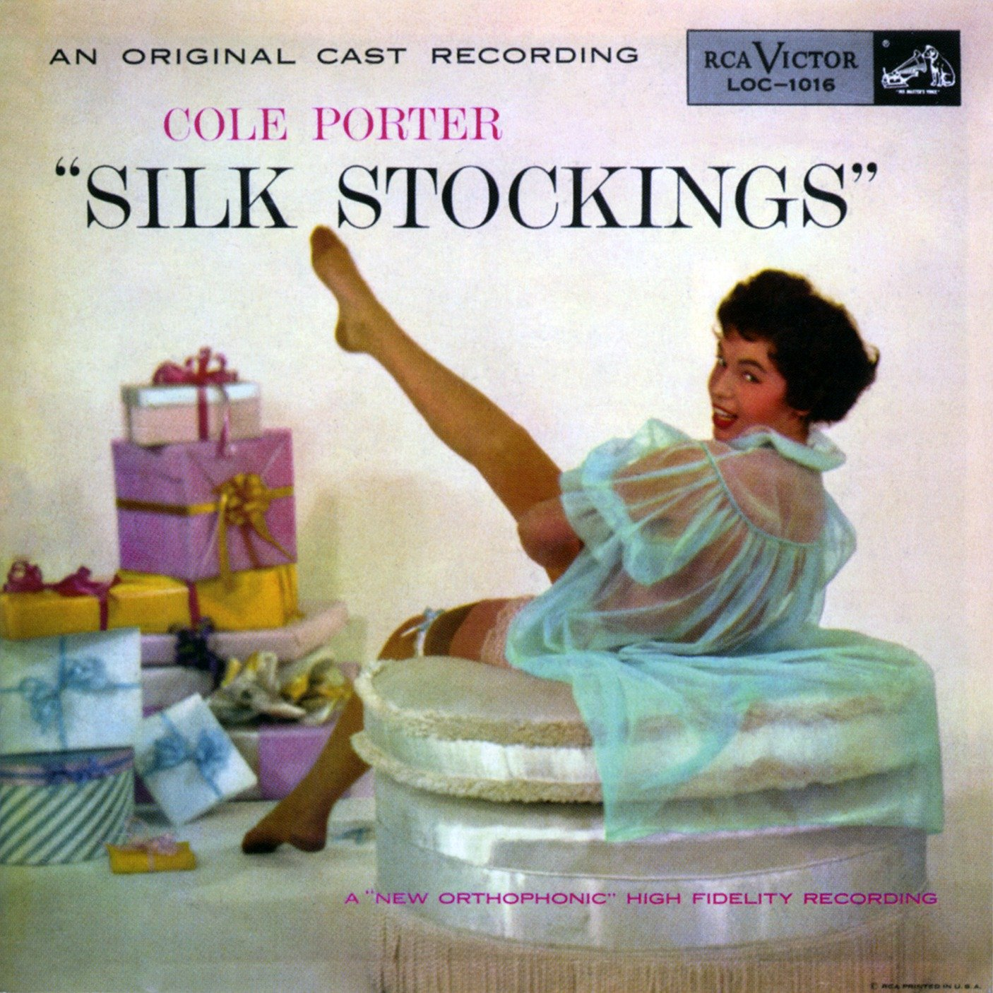 Silk Stockings – Original Broadway Cast 1955