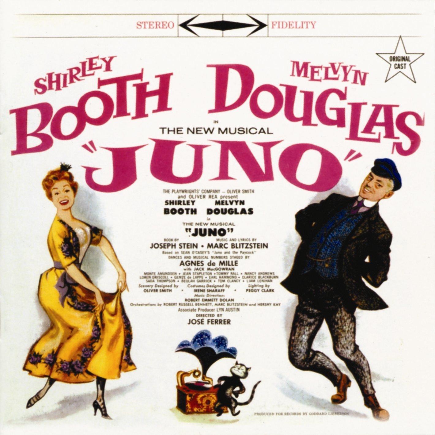 Juno – Original Cast Album 1959