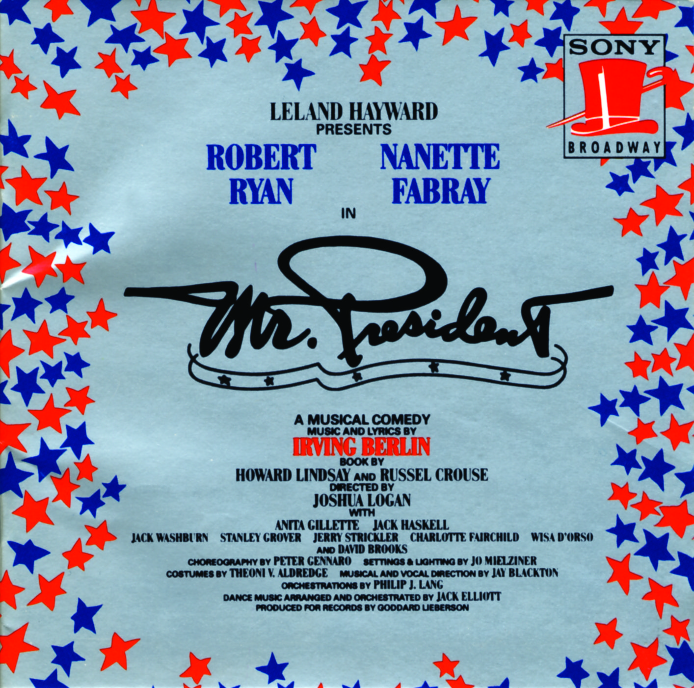 Mr. President – Original Broadway Cast Recording 1962