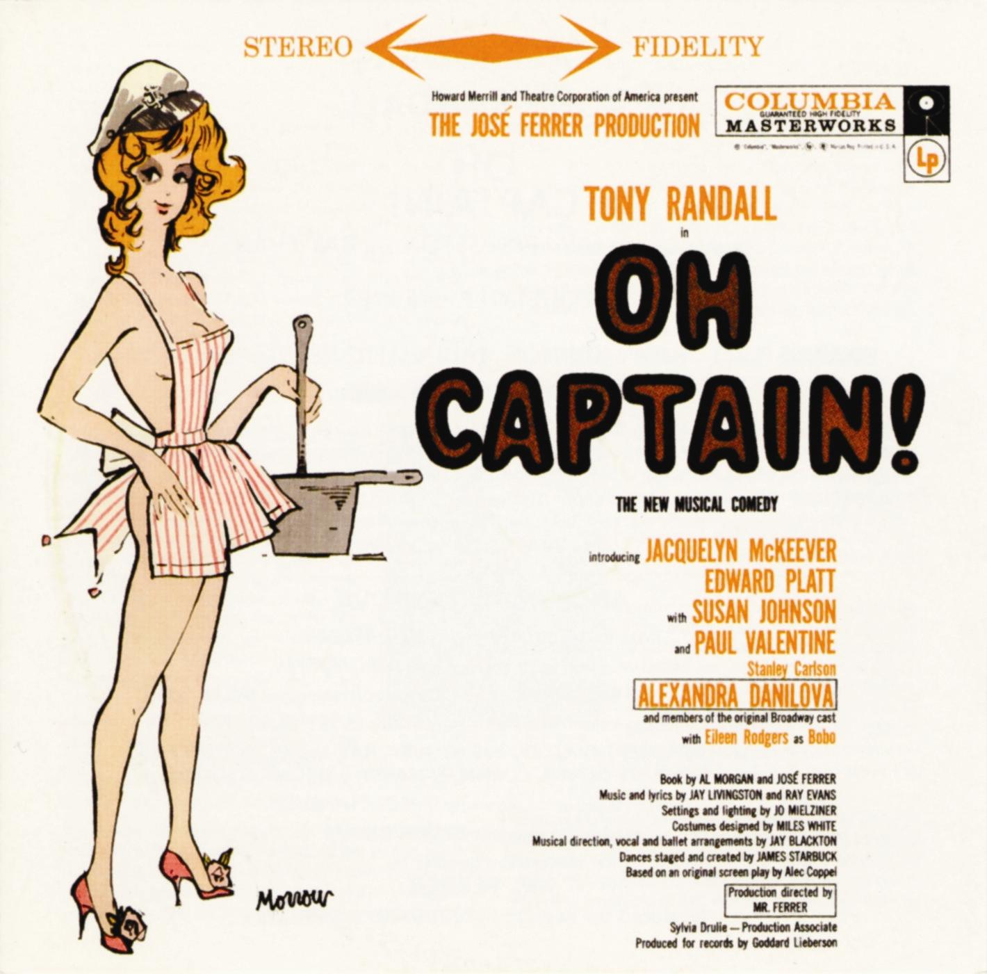 Oh, Captain! – Original Broadway Cast 1958