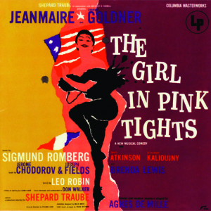 The Girl In Pink Tights – Original Broadway Cast 1954