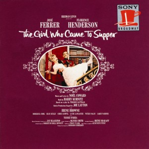 The Girl Who Came to Supper – 1963 (Arkiv version)
