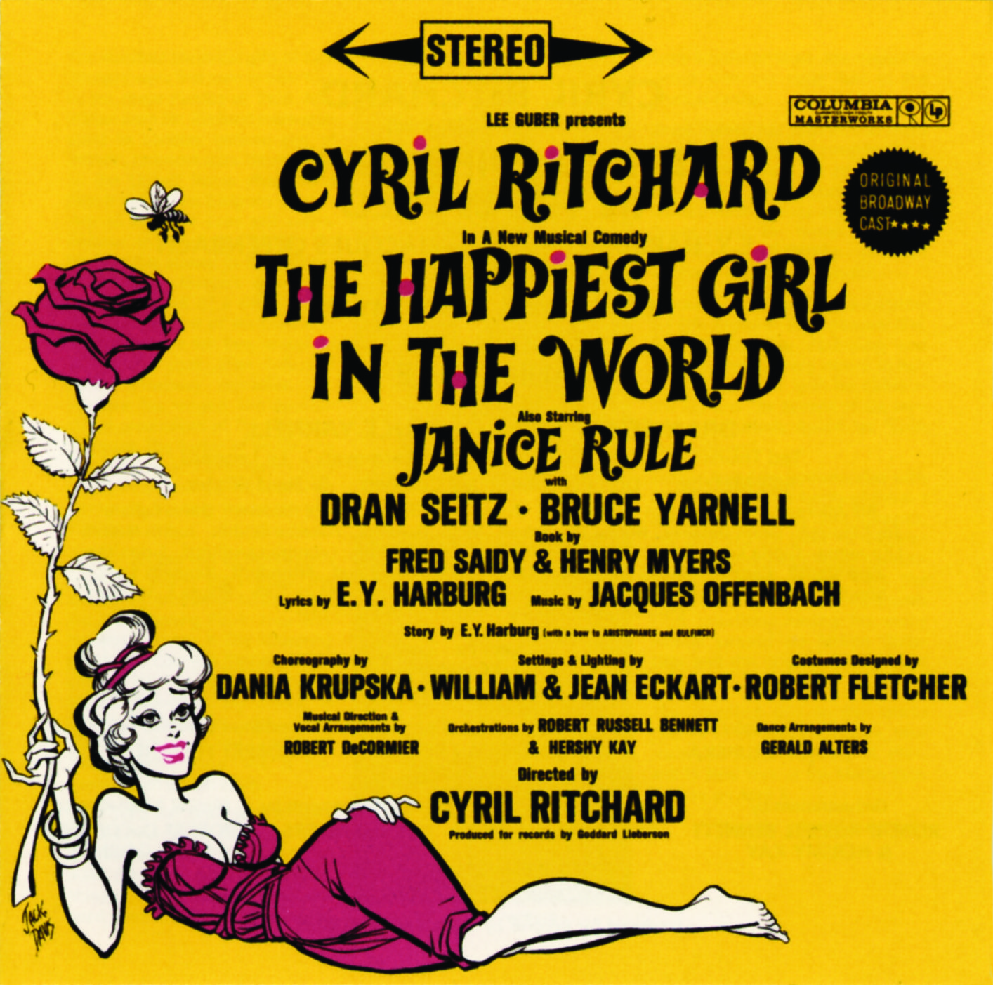 cyril ritchard wedding