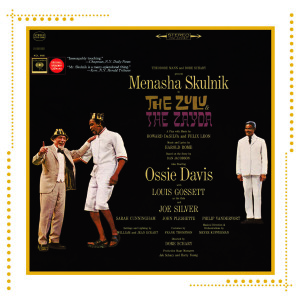 The Zulu and the Zayda – Original Cast Album (Arkiv version) 1965