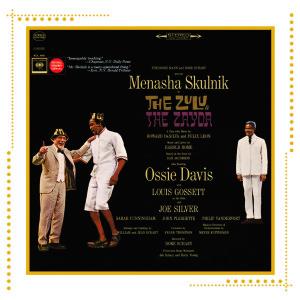 The Zulu and the Zayda – Original Cast Album (Arkiv version) 1965