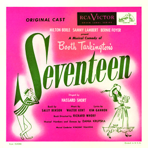 Seventeen – Original Broadway Cast 1951