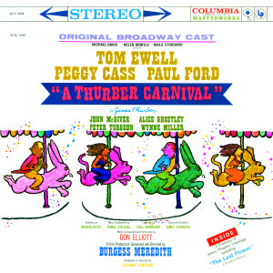 A Thurber Carnival – Original Broadway Cast 1960