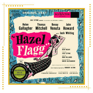 Hazel Flagg – Original Cast 1953