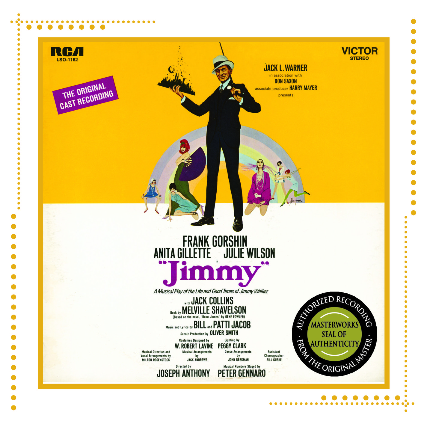 Jimmy – Original Broadway Cast 1969
