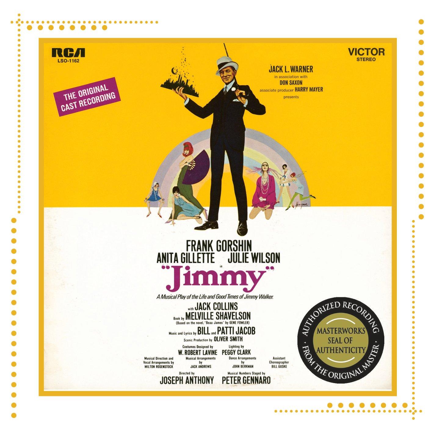 Jimmy – Original Broadway Cast 1969