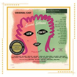 New Faces of 1952 – Original Cast