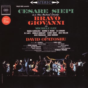 Bravo Giovanni – Original Cast Recording 1962
