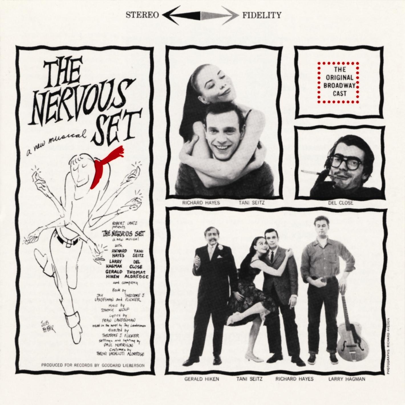 The Nervous Set – Original Broadway Cast 1959