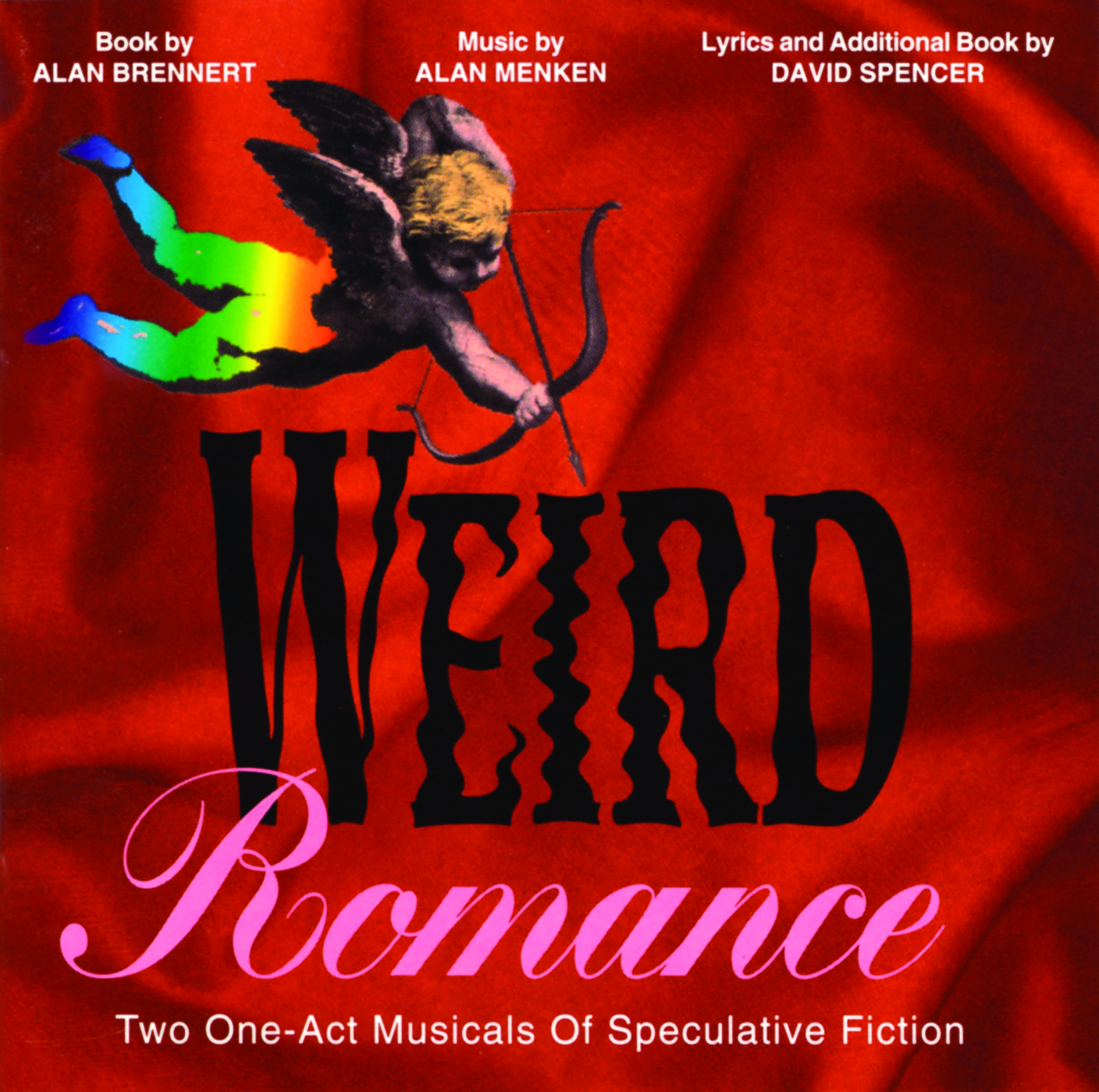 Weird Romance – Original Off-Broadway Cast Recording 1992