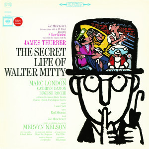 The Secret Life of Walter Mitty – Off-Broadway 1964