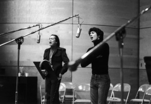 "Alvin Ing and Ricardo Tobia (the ""observers"") singing ""There Is No Other Way"""