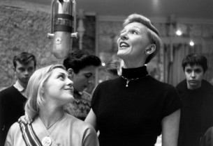 Sondra Lee and Mary Martin