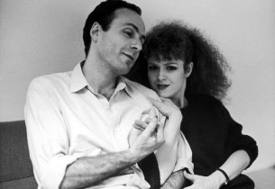 James Lapine (book) and Bernadette Peters