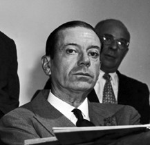 Cole Porter in the control room (Photo: Talbot)