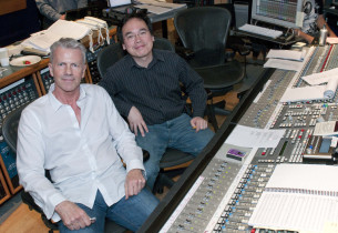 David Caddick and David Lai (Photo: Jimmy Asnes)