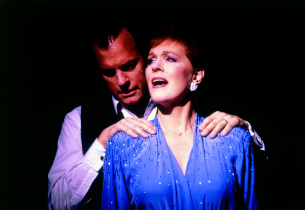 Stephen Collins and Julie Andrews
