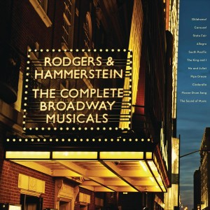 The Complete Broadway Musicals of Rodgers & Hammerstein out November 6