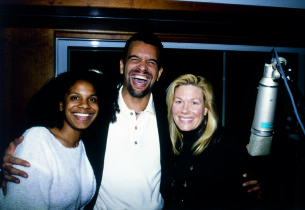 Audra McDonald, Brian Stokes Mitchell and Marin Mazzie (Photo: Nick Sangiamo)