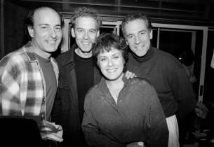 Judy Kaye, Peter Friedman, Mark Jacoby and Stephen Sutcliff