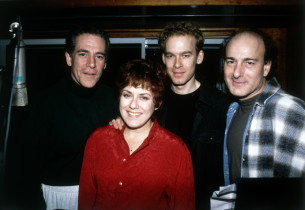 Judy Kaye, Peter Friedman, Mark Jacoby and Stephen Sutcliff