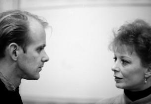 Bob Fosse and Gwen Verdon