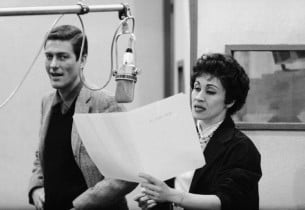 Dick Van Dyke and Chita Rivera