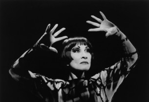Chita Rivera as the mysterious Spider Woman