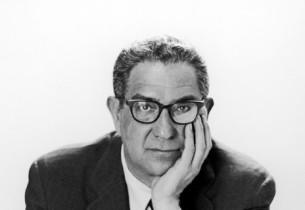 Composer Harold Rome