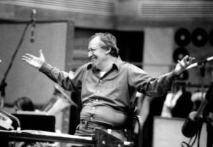 Music director Milton Rosenstock