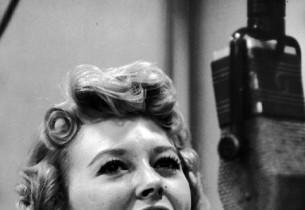 Barbara Ruick recording