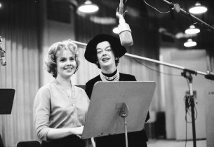 Jacquelyn McKeever and Rosalind Russell