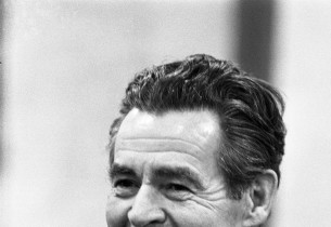 Mr. President Robert Ryan
