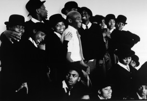 A scene from Sarafina! (Photo: Brigitte Lacombe)