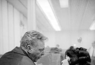 Director Morton Da Costa and Carol Lawrence