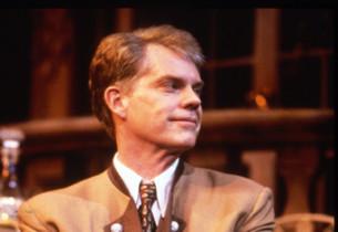 Michael Siberry (The Captain)