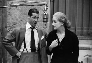 Don Ameche and Hildegarde Neff (Photo: Sony Music Archives)