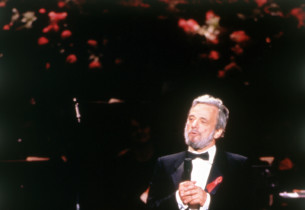 Stephen Sondheim (Photo: Steve Sherman)