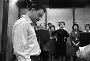 Stephen Sondheim (Photo: Don Hunstein)