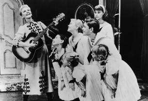 """Mary Martin and the kids sing """"Do Re Mi"""" (Photo: Courtesy of The Rodgers & Ha"